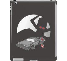Flight of the Delorean iPad Case/Skin