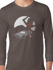 Flight of the Delorean Long Sleeve T-Shirt