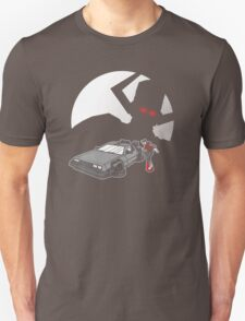 Flight of the Delorean Unisex T-Shirt