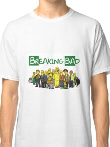 The Simpsons ( Breaking bad) Classic T-Shirt