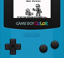 GameBoy Color by FranButtaci