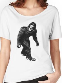 Bigfoot, Sasquatch Women's Relaxed Fit T-Shirt