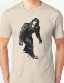 Bigfoot, Sasquatch Unisex T-Shirt