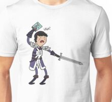 Dragon Age Adventure Time - Cassandra Unisex T-Shirt