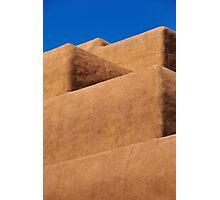 Escaleras de Santa Fe Photographic Print