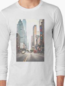 NYC Street Long Sleeve T-Shirt