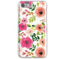 Charlie Chic Floral iPhone Case/Skin