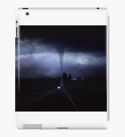 Road to Destruction iPad Case/Skin