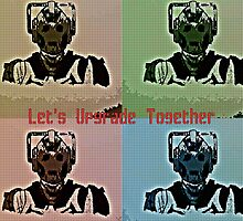 Let's upgrade together by BlondieZombie