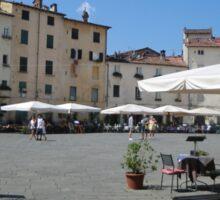 Lucca Tuscanny Sticker