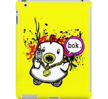 bok-shot iPad Case/Skin
