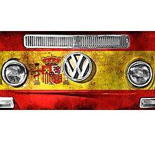VW -SPAIN Photographic Print