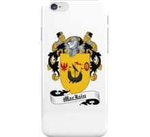 MacClain (MacKean) iPhone Case/Skin