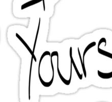 Abou Sticker