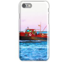 Returning To Watch Hill iPhone Case/Skin