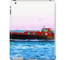 Returning To Watch Hill iPad Case/Skin