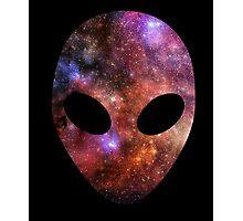 Space Alien Photographic Print