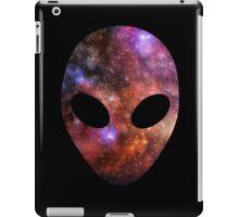 Space Alien iPad Case/Skin