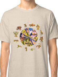 saint_seiya Classic T-Shirt