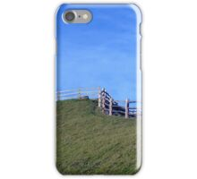 Curvy Fence.......... iPhone Case/Skin