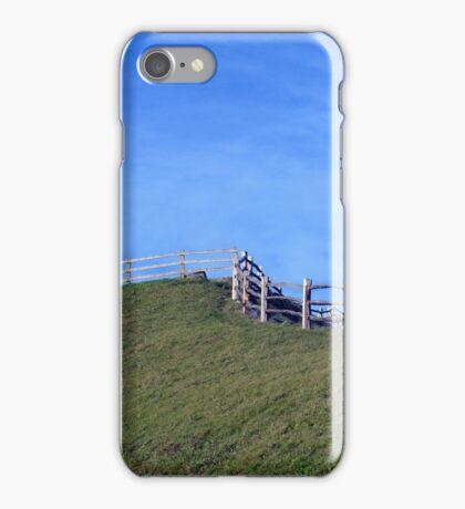 Curvy Fence.......... iPhone Case/Skin