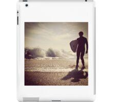 Wedge dream iPad Case/Skin
