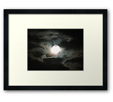 And Still I Dream He'll Come To Me Framed Print