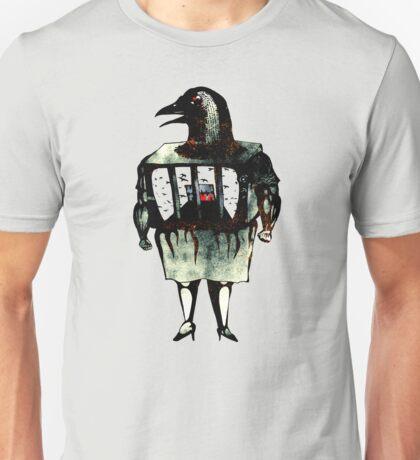 semiotics of inconspicuous consumption Unisex T-Shirt