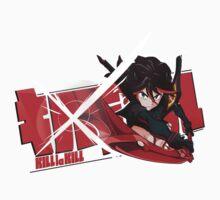 Kill la Kill (RYUKO) by OkibaKey