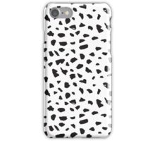 pattern_dalmation iPhone Case/Skin