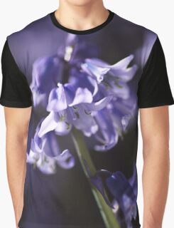 Spring Bluebells Graphic T-Shirt