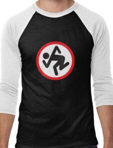 Skankin Men's Baseball ¾ T-Shirt