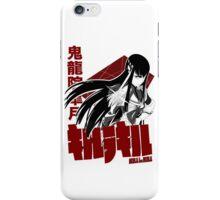 Kill la Kill (Satsuki Kiryūin) iPhone Case/Skin