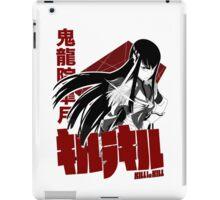 Kill la Kill (Satsuki Kiryūin) iPad Case/Skin