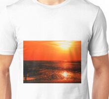 Three Gormley Statues Unisex T-Shirt