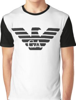 Eagle Armani Graphic T-Shirt