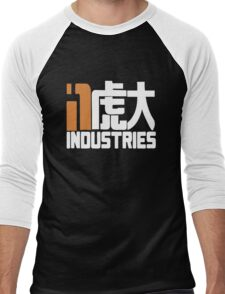 Kodi Industries Men's Baseball ¾ T-Shirt