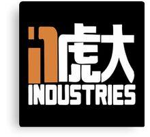 Kodi Industries Canvas Print