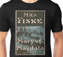 Performing Arts Posters Mary of Magdala by Paul Heyse 1386 Unisex T-Shirt