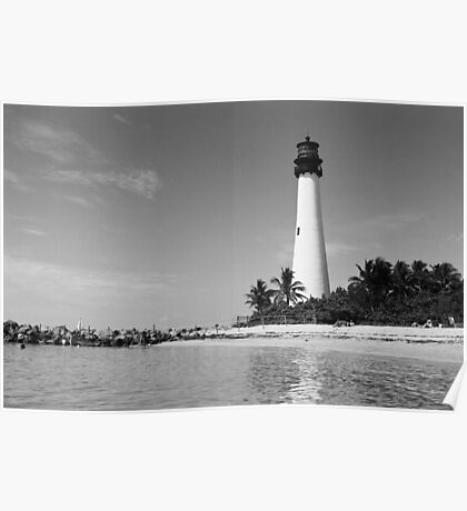 Historic Lighthouse Poster