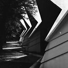 Contrasting Angles by njordphoto