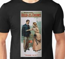 Performing Arts Posters Wm Gillettes Held by the enemy 1440 Unisex T-Shirt