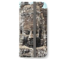 Bayon temple iPhone Wallet/Case/Skin