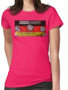 VW - GERMAN Womens Fitted T-Shirt