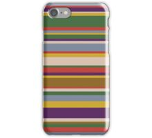 Tom Bakers Scarf - Doctor Who iPhone Case/Skin