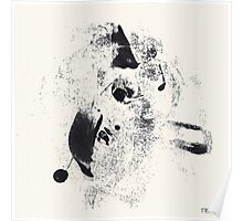 Typographical Grenades #5 - Monotype Poster