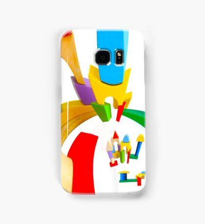 BENDER BLOCKS Samsung Galaxy Case/Skin