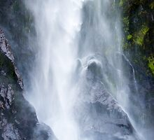Wraiths of the Falls by Adrian Alford Photography