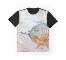 The Flying Fish! Graphic T-Shirt