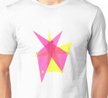 Abstract Pentagon Unisex T-Shirt